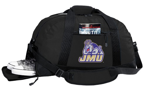 JMU Duffle Bag