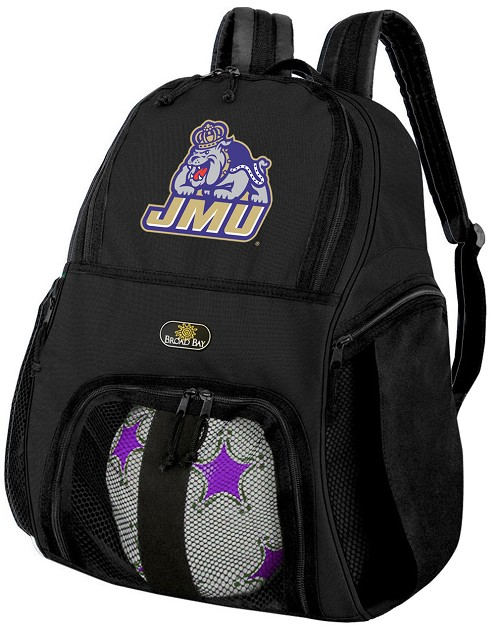 JMU Soccer Backpack