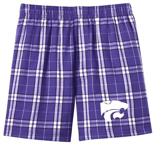 Kansas State University Boxer Shorts