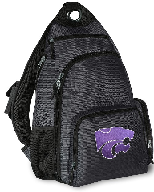 Kansas State University Sling Backpack