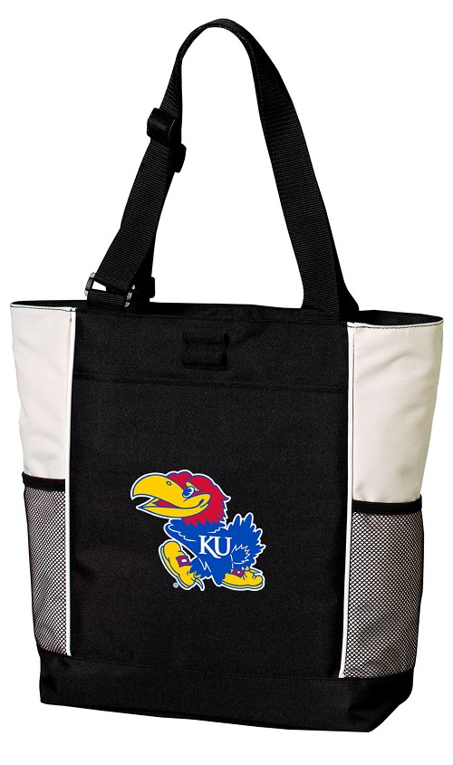 University of Kansas Tote Bag