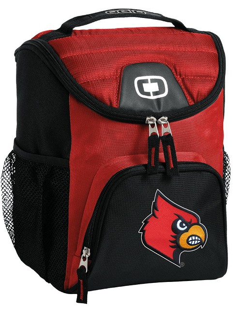 UofL Lunch Bag Insulated Lunch Cooler Red