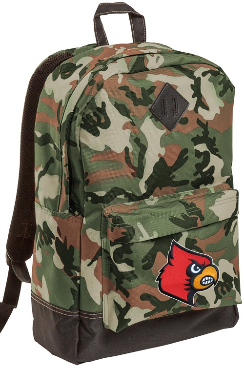 UofL Camo Backpack