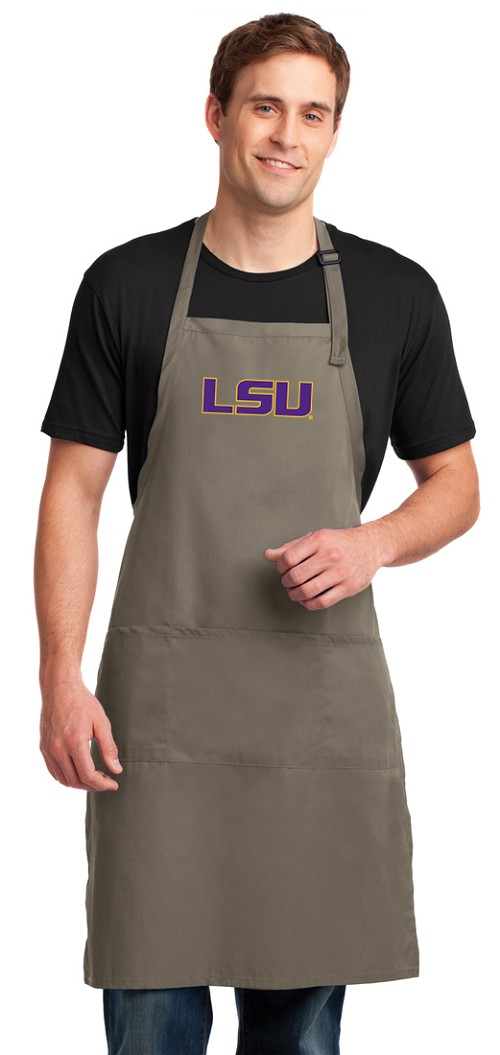 LSU Apron LARGE