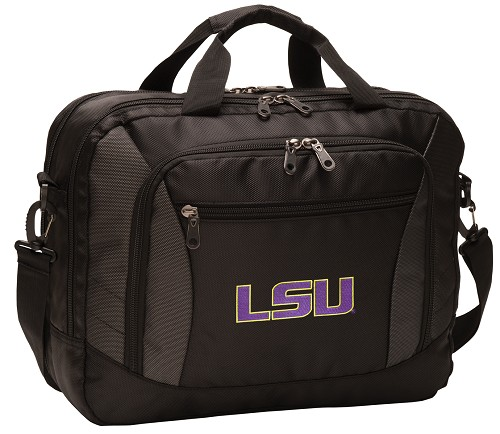 LSU Tigers Laptop Messenger Bags