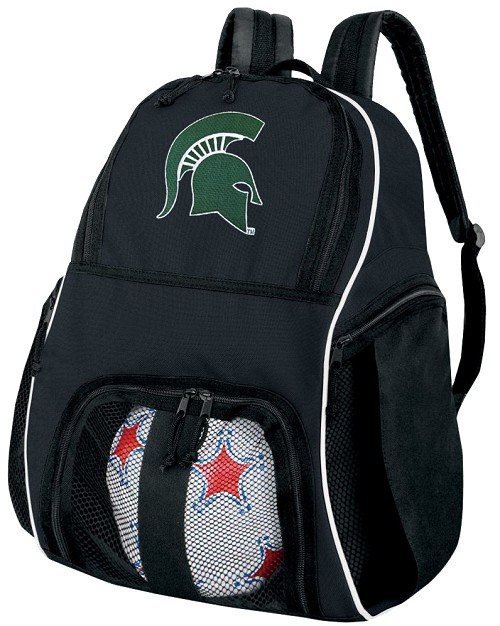 Michigan State University Soccer Backpack