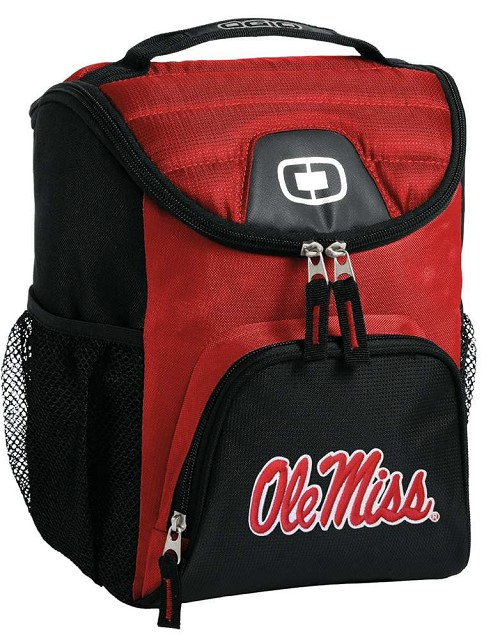 University of Mississippi Insulated Lunch Box Cooler Bag