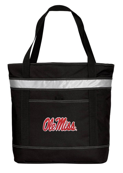 Ole Miss University of Mississippi Insulated Tote Bag