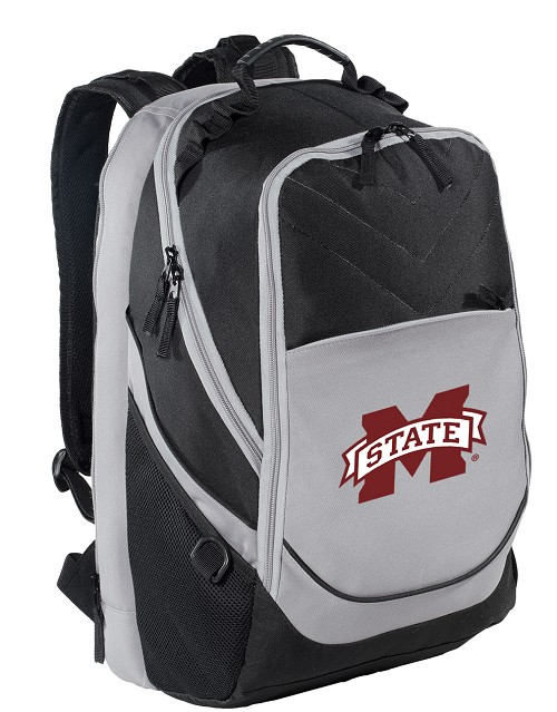 MSU Bulldogs Backpack w/ Laptop Section