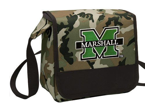 Marshall University Lunch Bag Cooler Camo