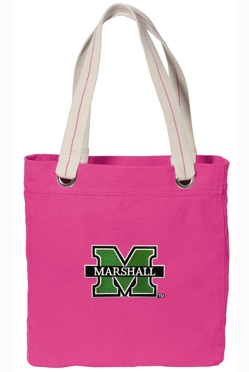 Marshall Pink Tote Bag