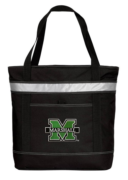 Marshall University Insulated Tote Bag
