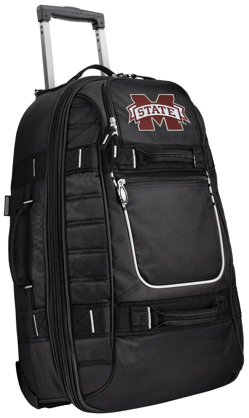 Mississippi State University CarryOn Suitcase