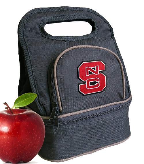 NC State Lunch Bag Black