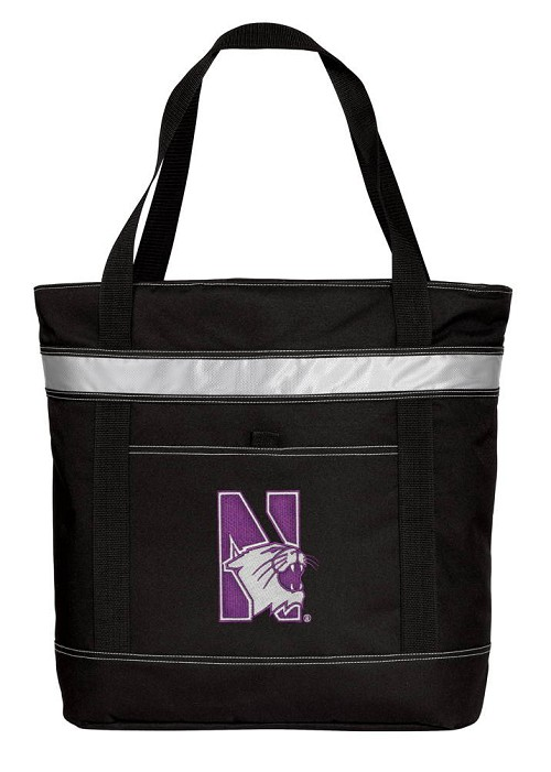 Northwestern University Insulated Tote Bag