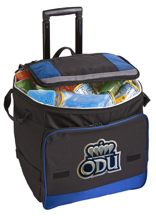 Old Dominion University ODU Rolling Cooler