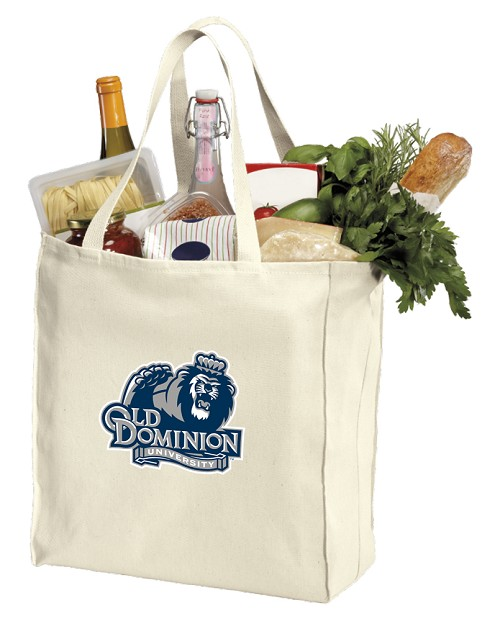 Old Dominion Canvas Shopping Bag