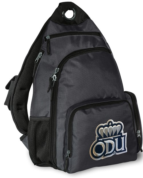 Old Dominion University ODU Sling Backpack