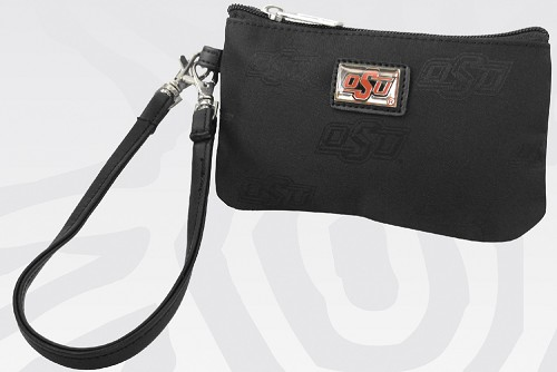Oklahoma State University Cowboys Wristlet Clutch Purse