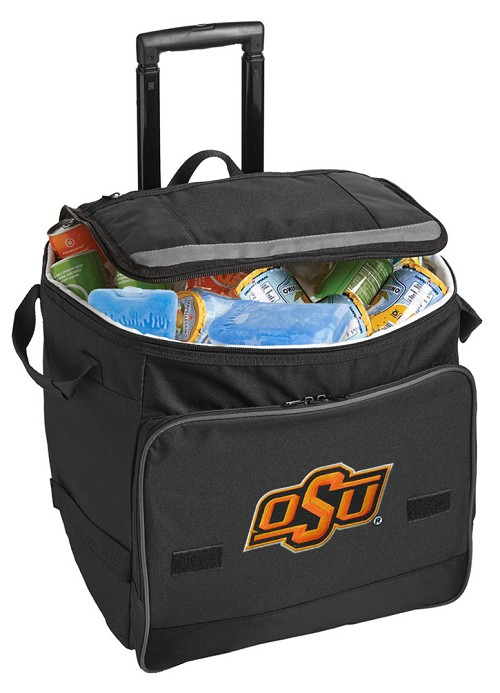 Oklahoma State University Cowboys Rolling Cooler