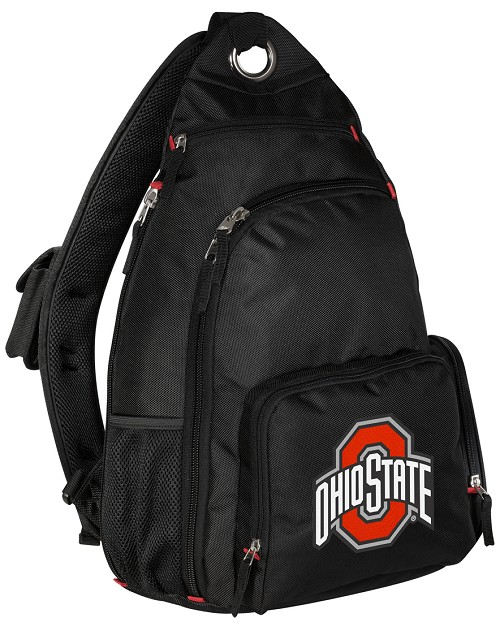 OSU Ohio State Buckeyes Sling Backpack