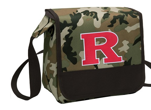 RUTGERS Lunch Bag Cooler Camo
