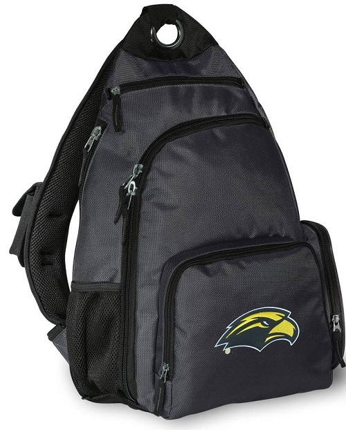 Southern Miss Logo Sling Backpack
