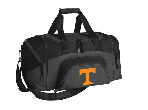 University of Tennessee Small Duffle Bag Black