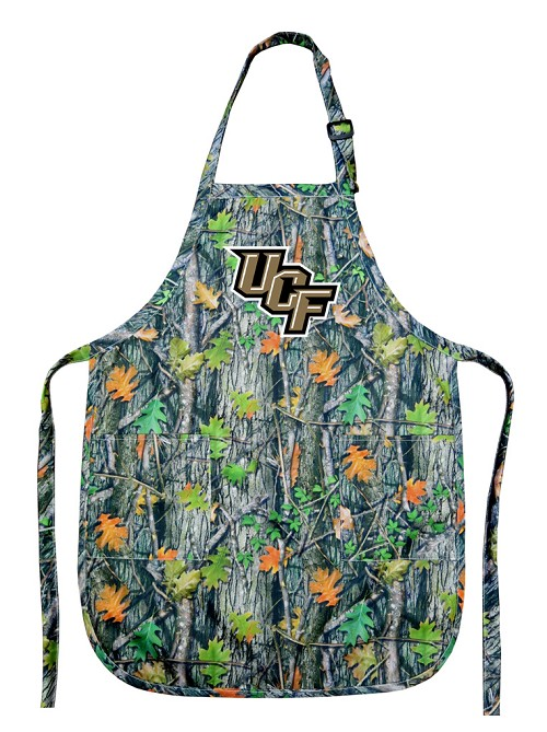 UCF Knights REAL Camo Apron
