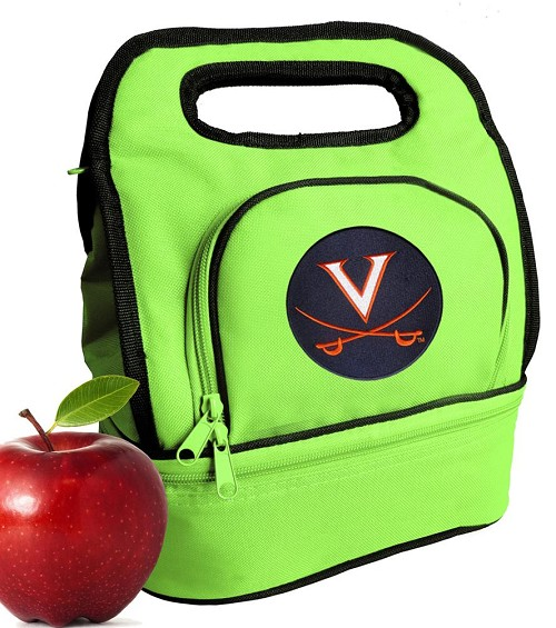 UVA Lunch Bag Green