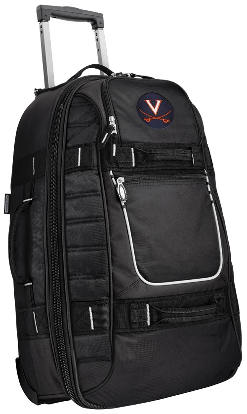 UVA University of Virginia CarryOn Suitcase