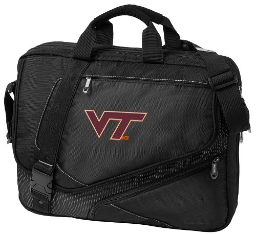 Virginia Tech Hokies Laptop Computer Bag