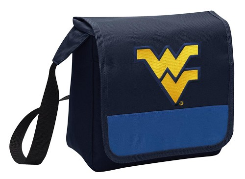 West Virginia Lunch Bag Tote