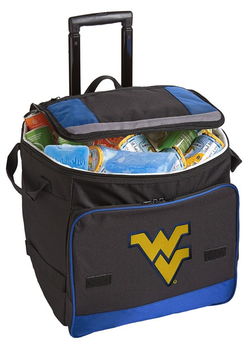 West Virginia Cooler with Wheels