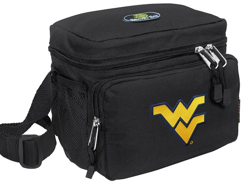West Virginia University Lunch Bag WVU Lunch Boxes